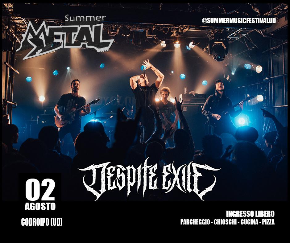 despite exile at Summermetal 2019