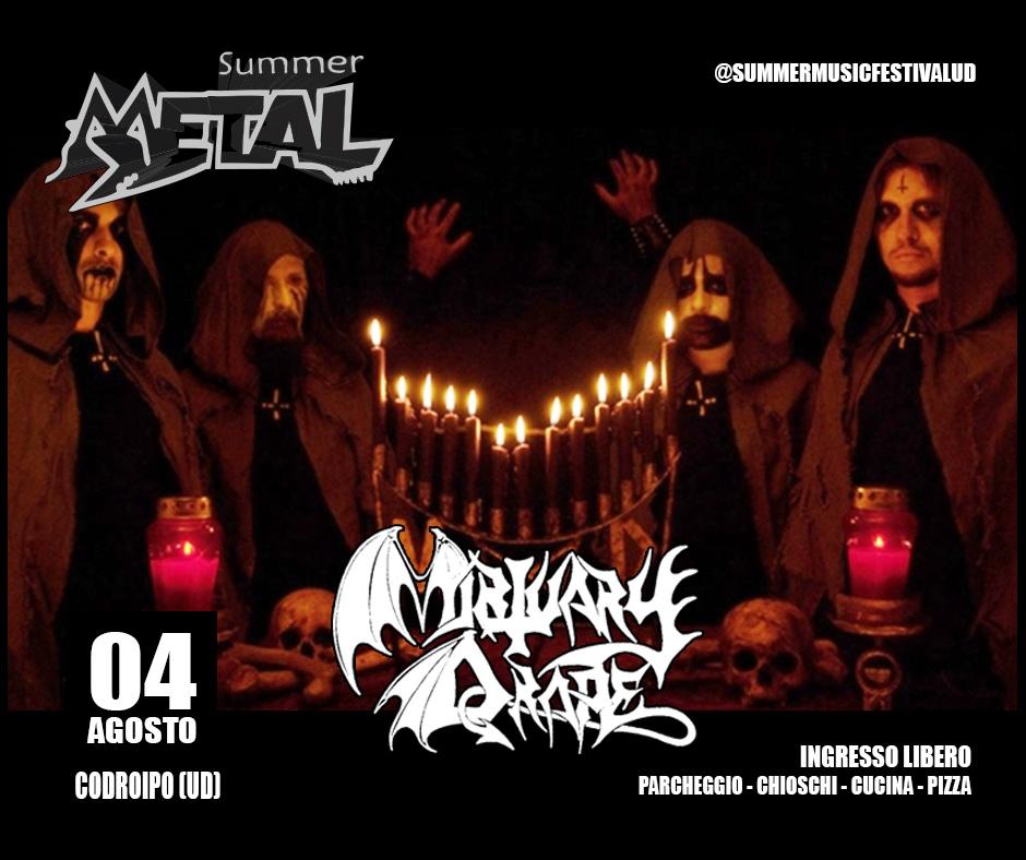 Mortuary Drape at Summermetal 2019