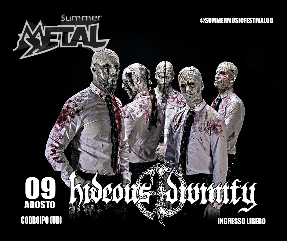 Hideous Divinity at Summermetal 2020